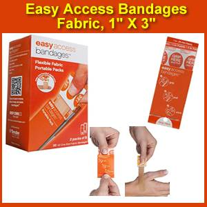 Easy Access Bandages 1x3 (SM0095-2300)