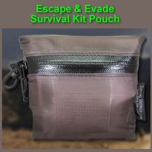 E&E Pouch for Survival Kits (SUR100)