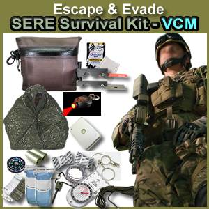Escape & Evade® SERE Survival Kit - VCM (EESERE-VCM)