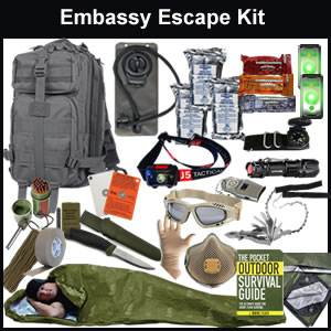 Embassy Escape Kit (EMB-EK)