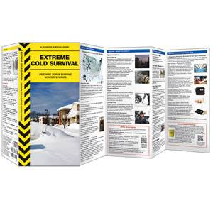 Extreme Cold Survival - DuraGuide (SM9781583558621)