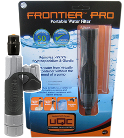 Frontier Water Filter Pro (SM117338-10-205)