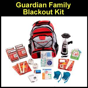 Family Blackout Kit - Guardian (SKB4)