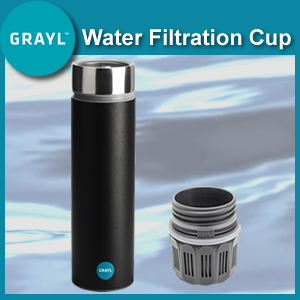 Grayl Water Filtration Cup (100451)