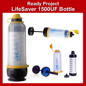 Lifesaver Bottle 1500UF (SM100996)