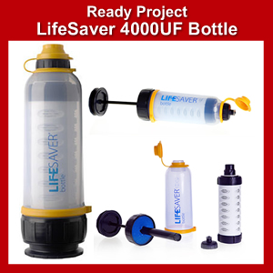 Lifesaver Bottle 4000UF (SM100380)