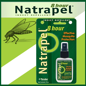 Natrapel 8 Hour 1 oz Pump Spray (SM0006-6850)