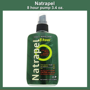 Natrapel 8 hr 3.4 oz. Pump (SM0165-6870)