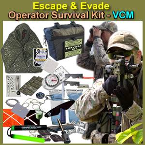 Escape & Evade® Operator Survival Kit (VCM) (EEOMSK-VCM)