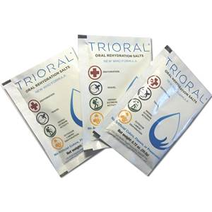 Oral Rehydration Salts, NEW WHO Mixture - 3 pk (SM0155-0650)