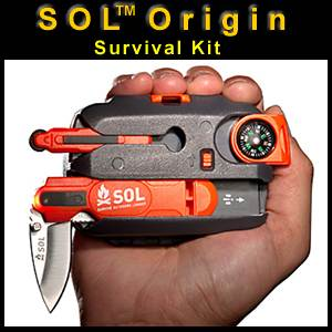 SOL Origin Survival Kit (SM0140-0828)