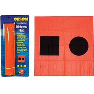 Orion® Distress Signal Flag - 3' x 3' (SM372831)