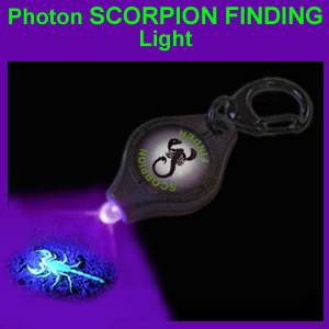 Photon Scorpion Finding LED Light (scorpion)