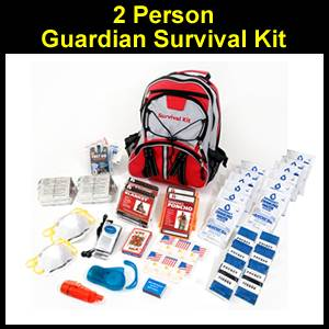 Guardian 2 Person Survival Kit - SKG2 (SKG2)
