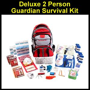 Guardian 2 Person Deluxe Survival Kit (SKX2)