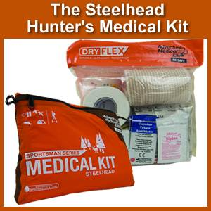 The Steelhead Medical Kit (0105-0386)