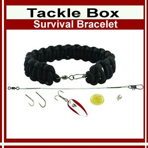 Tackle Box Survival Bracelet (tacklebox)