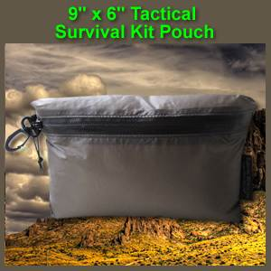 9 X 6 Tactical Survival Kit Pouch (tacticallarge)