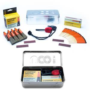 UCO Firestarting Kit with SweetFire - Tin (SM-MT-KIT2)