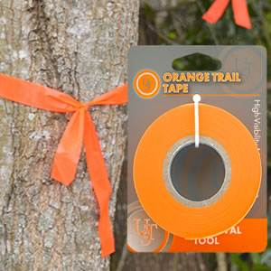 Trail Tape - High Visibility Orange (SM-20-02182-08)