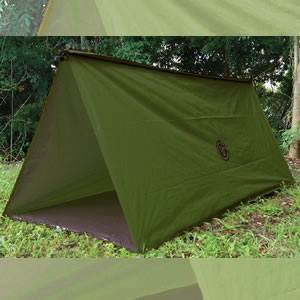 Tube Tarp 1.0 - Olive Drab - Green / Reflective (SM-20-12150)