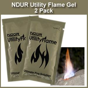 Utility Gel Fire Starting Gel Two Pack (SM22000)