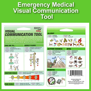 Emergency Medical Visual Communication Tool (SM4230-0001)