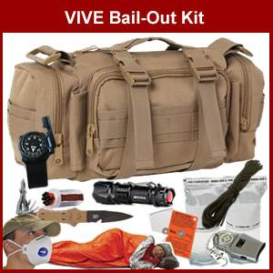 VIVE Bail-Out Bag (VIVE-BOB)