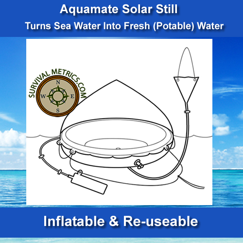 how to make a solar water still