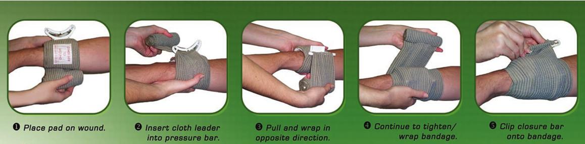 israeli bandage instructions pdf