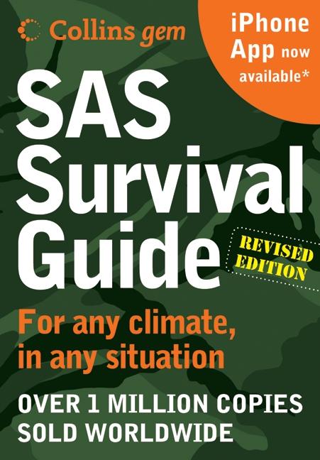 Sas survival handbook pocket size yorkie