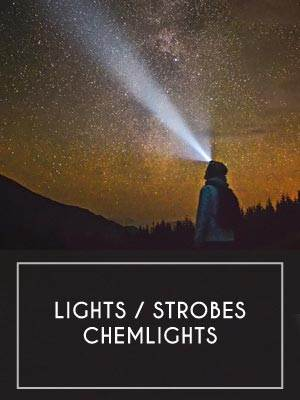 Lights / Strobes / Chemlights