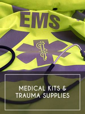 SAR-EMS-FLIGHT Med Kits & Trauma Supplies