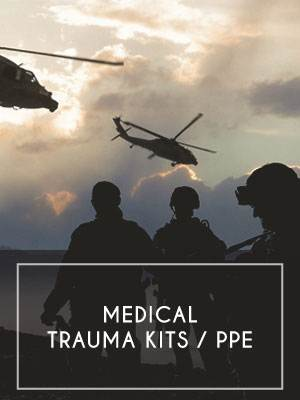 Medical / Trauma Kits / PPE