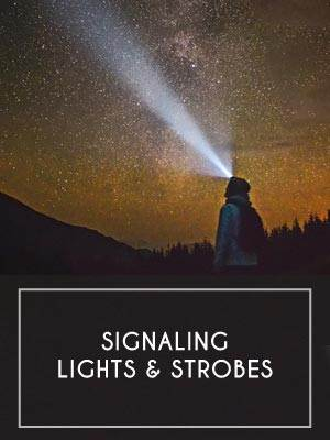 (4) Signaling / Lights & Strobes