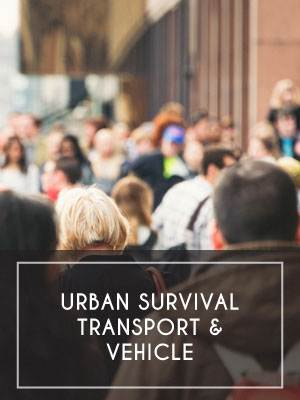 (10) Urban Survival / Transport & Vehicle
