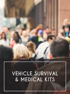 Home & Vehicle Survival & Medical Kits