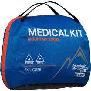 Mountain Explorer First Aid / Medical Kit (SM0100-1005)