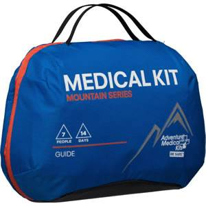 Mountain Guide First Aid / Medical Kit (SM0100-1007)