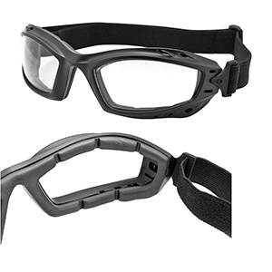 Bobster BALA Googles - Clear Lens (SMBOB04717)