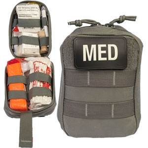 SOLO IFAK - Solo Individual First Aid Kit (SM-82-0000)