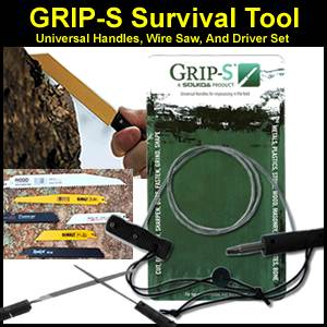 GRIP-S Survival Tool (grips)