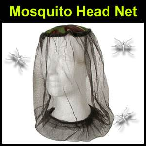 LM Mosquito Head Net (bugnet)