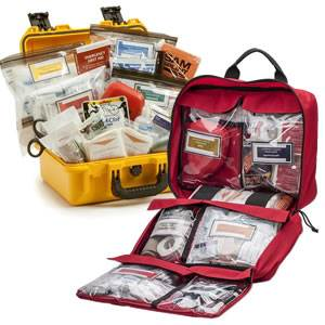 Home & Vehicle PLUS Medical Kit - EPMK (SM-01375)
