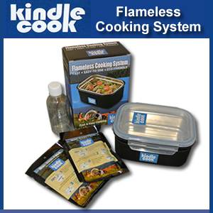 Kindle Cook Flameless Heating System (KC-B850MP2)