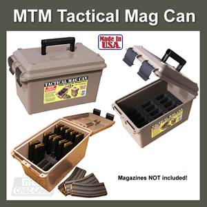 MTM Tactical Magazine Can (SMTMC-15)