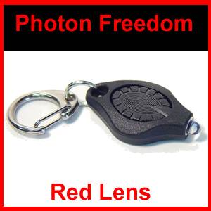 Photon MicroLights, LED, Freedom RED LENS (SM372293RED)