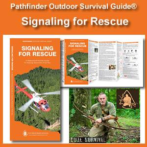 Signaling for Rescue Pathfinder Outdoor Survival Guide®  (WPGSR-006)