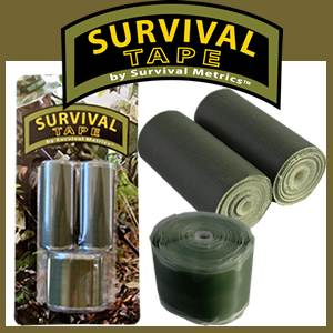 Survival Tape Pak - Tactical (SMtapetactical)