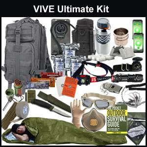 VIVE Ultimate Survival Kit (VIVE-USK)